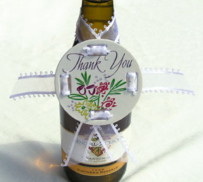 Wedding Favor Close
