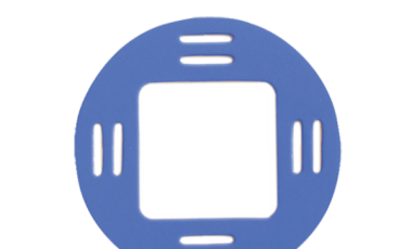 Blue Picture Frame Fobbie