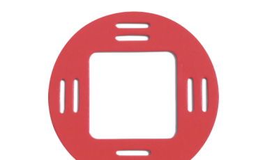 Red Picture Frame Fobbie